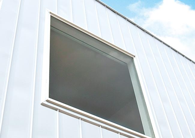 ガルバリウム鋼板の外壁・屋根